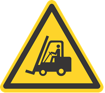 Simple useful tips for operating a forklift safely