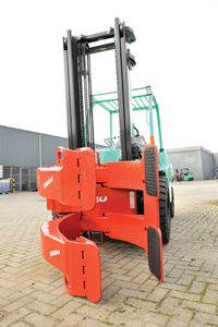 Forklift fixed with our forklift parts